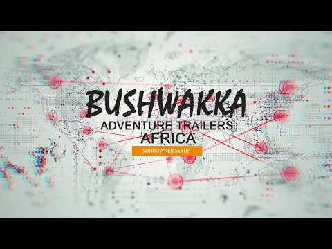 Bushwakka Sundowner II Sleeper 4x4 Off Road Caravan | Setup