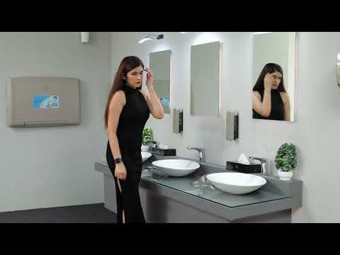 Liquid Soap Black Dispenser