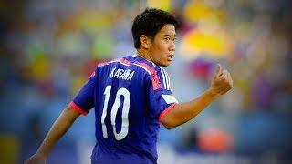 香川真司忘れられないスーパーゴールTop5~日本代表ShinjiKagawaamazinggoalsTop5~Japannationalfootballteam