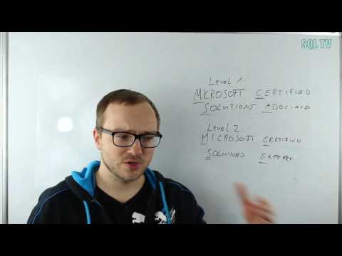 Real Talk: Microsoft SQL Server Certification (MCSE/MCSA ...