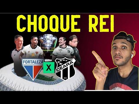 Dia de Choque REI pela COPA DO BRASIL, FORTALEZA X CEARÁ 02/06