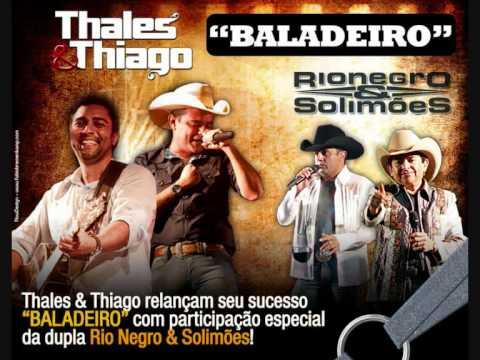 Ouvir Baladeiro (part. Thales e Thiago)