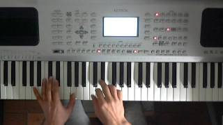 Küçüğüm..Sezen Aksu..Solo Piano..