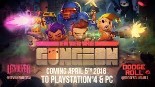 Enter the Gungeon video