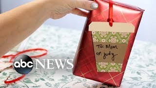 We Love These DIY Gift Tags A Latte!