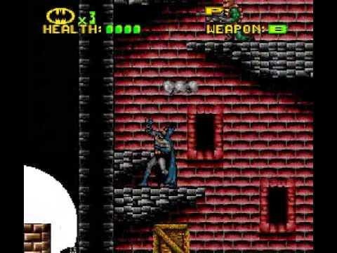 Batman : Revenge of the Joker Super Nintendo