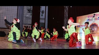 One Two Cha Cha | Sara Zamana Haseeno | Mehbooba Mehbooba | Dance Performance By Step2Step