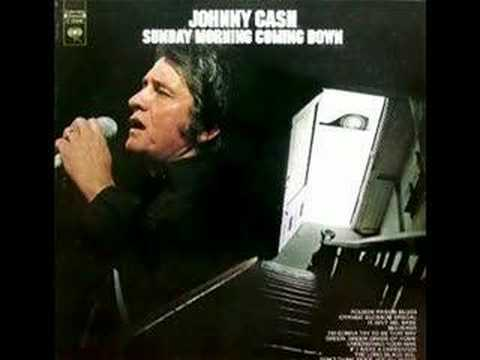 Green, Green Grass of Home (Song) by Johnny Cash