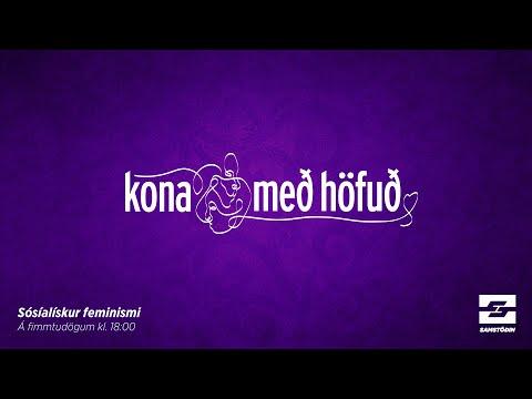 Kona með höfuð: Orðræða og hugmyndafræði.