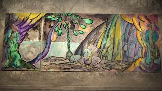 Chris Ofili: Weaving Magic at The National Gallery
