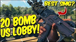 20 BOMBING THE US SERVER! THE SAUG IS META! COD BLACKOUT HIGH KILL SOLO WIN!