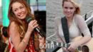 """Four Walls"" (Duet) Miley Cyrus & Cheyenne Kimball"