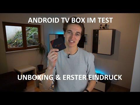 Android TV LEELBOX - Unboxing, erster Eindruck und Einrichtung