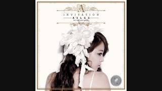 AILEE (에일리) - Evening Sky (저녁 하늘) Instrumental (Unofficial)