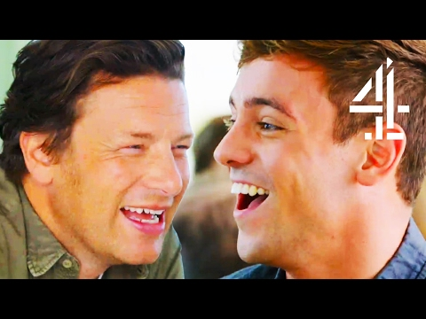 Tom Daly's Incredibly Cute Proposal Story | Jamie And Jimmy's Friday Night Feast