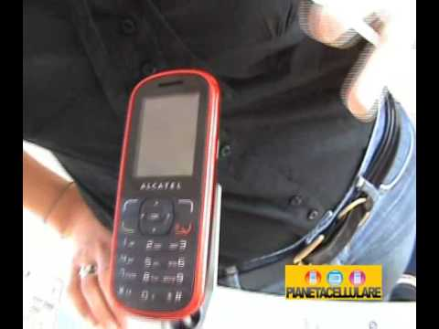 Video Alcatel OT S320 al MWC 2009