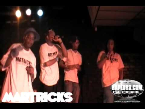 Raplord.com Global Presents Matricks Live @ The Brewery-6-3-11. Part 1.