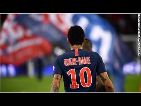 PSG crowned Ligue 1 champions as club pays tribute to Notre Dame