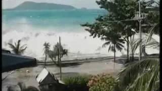 Tsunami En Banda Aceh Indonesia