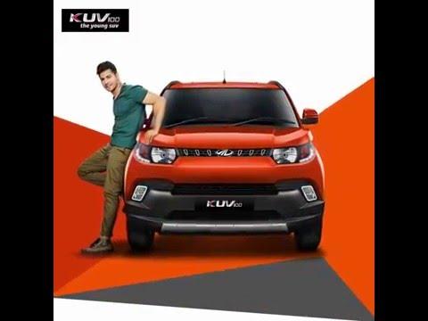 The New Mahindra KUV100 first look