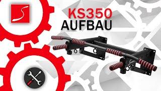 Sportstech KS350 Aufbauvideo