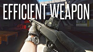 EFFICIENT AND DEADLY SHOTGUN - Escape From Tarkov Beta