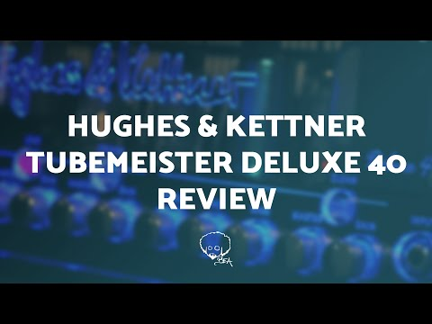 HUGHES & KETTNER TubeMeister Deluxe 40 Kytarový lampový zesilovač