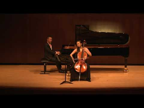Brahms F Major Sonata, Movement 1
