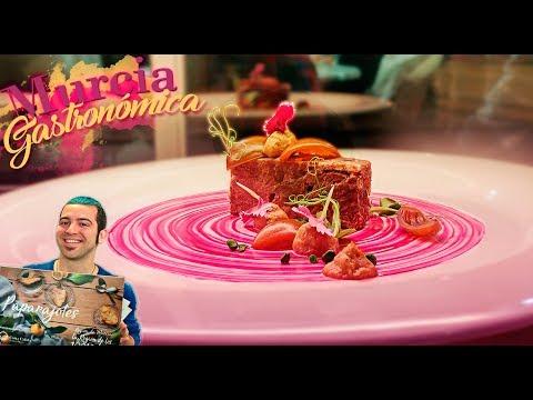 #ChachiVlog | Probando comida gourmet de alta cocina en el evento Murcia Gastronómica 2017