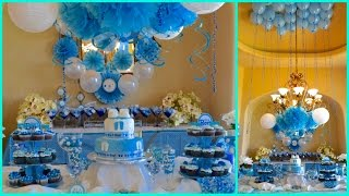 cute cupcakes for baby boy shower