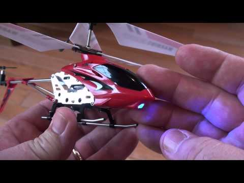 Hero RC H107 Mini RC Helicopter Review