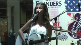Alecz Yeager performs Voice Inside My Head by Dixie Chicks