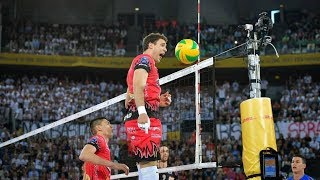 TOP 20 Funniest Points in Volleyball History (HD)