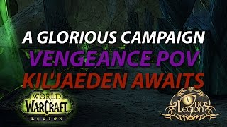Demon Hunter Order Hall Campaign Conclusion - A Glorious Campaign / 3rd Relic Slot Unlocked