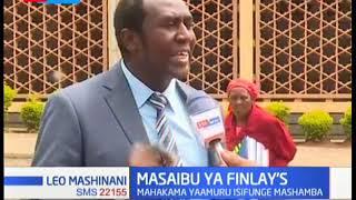 Mahakama yaamuru Kampuni ya Finlay's isifunge mashamba