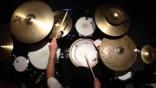 Big Grams - Lights On - Drum Cover