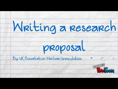 Dissertation proposals in history