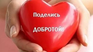 ❤ДЕНЬ ДОБРОТЫ. ❤ Пусть день начнется с доброты! ????