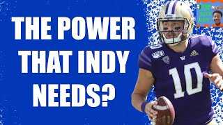 Why Jacob Eason Might Be The Next Indianapolis Colts Franchise Quarterback. | The Juice Alert !
