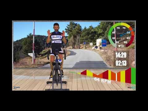 Demo Aplifit Cycling - Clases virtuales de Ciclo Indoor