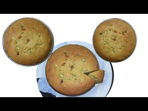 Video Food Time | Easy Cake In Gas Oven | How to make cake without oven | Easy gas oven cake
