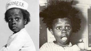 Remember Buckwheat From The Little Rascals This Is What Happened To Him