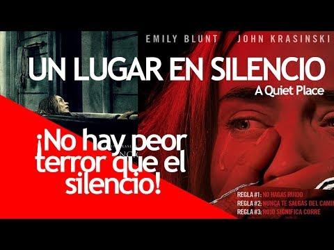 #CineMúsicaYAlgoMás | Un Lugar en Silencio