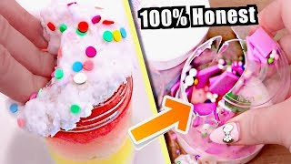 100% Honest Review of REQUESTED SLIME SHOP! Do You Agree With My Review??