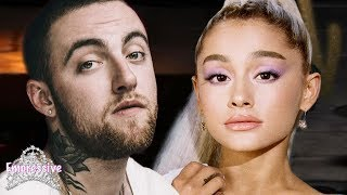Mac Miller passes away at 26...Ariana Grande is blamed for his passing