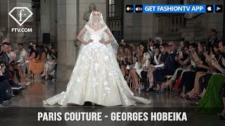 Paris Couture Fall/Winter 2017-18 - Georges Hobeika | FashionTV