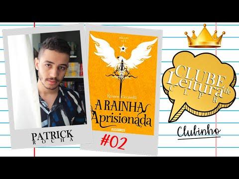 CLUBE DE LEITURA: A Rainha Aprisionada (Iskari #2)- Kristen Ciccarelli (CLPR #02) | Patrick Rocha