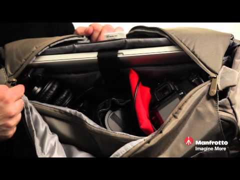 Manfrotto MB SM390-7BC UNICA VII Messenger táska