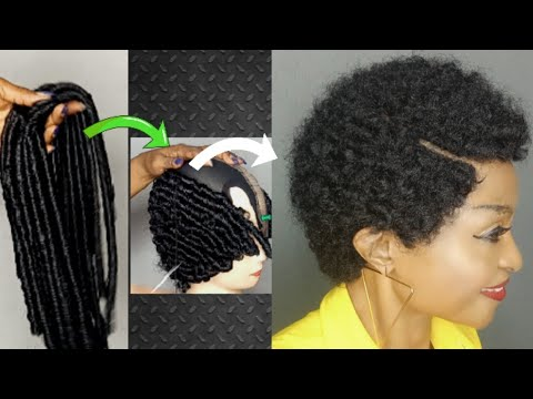 MULTI FINGER PICKED CURLS STEP BY STEP TUTORIAL