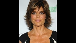 Celebrity Haircut - Lisa Rinna